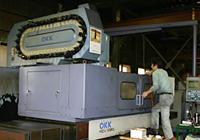 MCV-1060での加工
