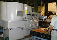 RBC-242型での加工