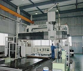 大型産業機械部品
